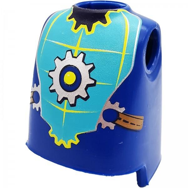 PLAYMOBIL® Novelmore Oberkörper blau