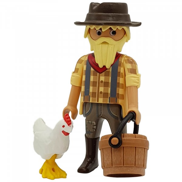 PLAYMOBIL® The Movie Figures Serie 1 Farmer k70069i