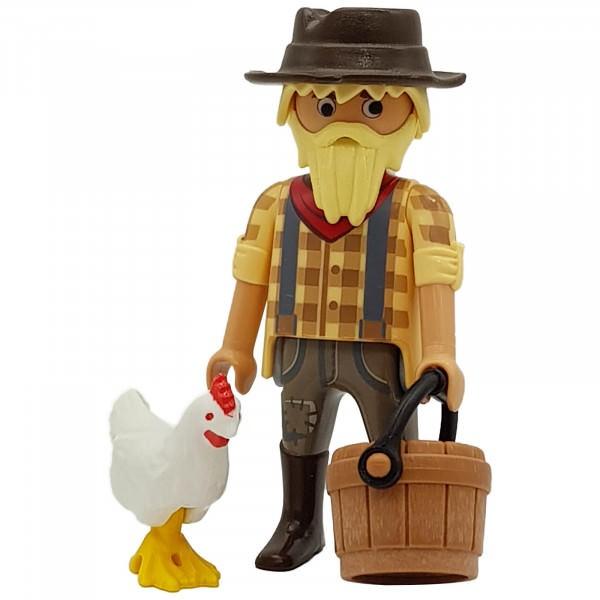 PLAYMOBIL® The Movie Figures Serie 1 Farmer k70069i