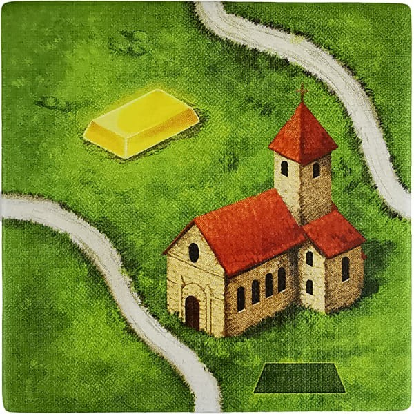 Carcassonne - Die Goldminen GoldE