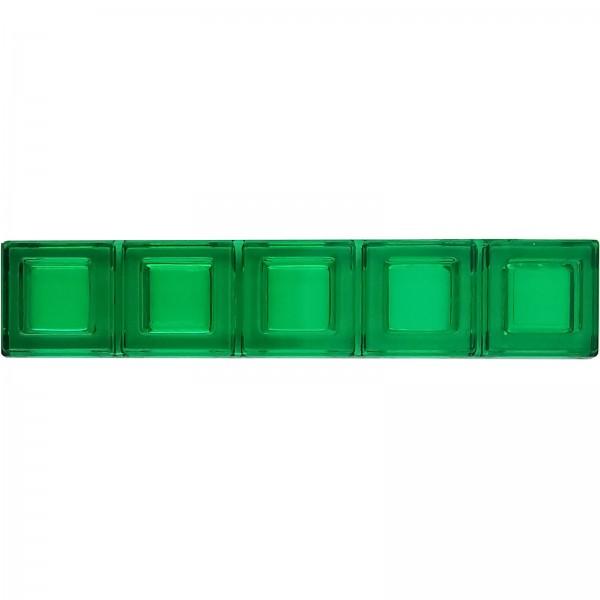 Blokus® Plättchen grün Variante 5