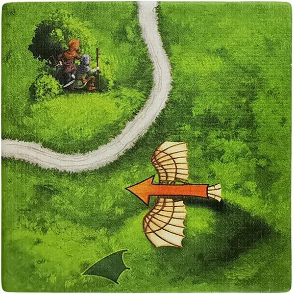 Carcassonne - Die Fluggeräte FlugF