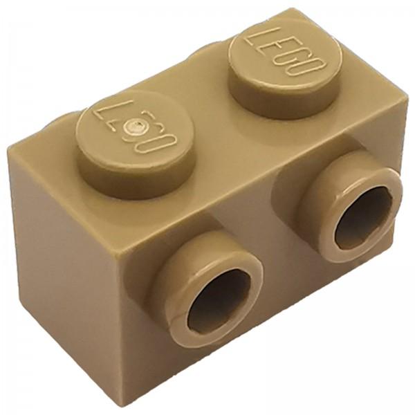 LEGO® Modifizierter Stein 1 x 2 dark beige 6135609