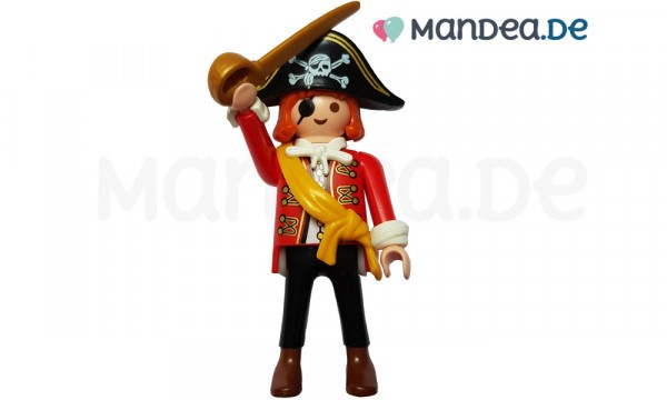 PLAYMOBIL® Figur Piratenbraut mit Säbel