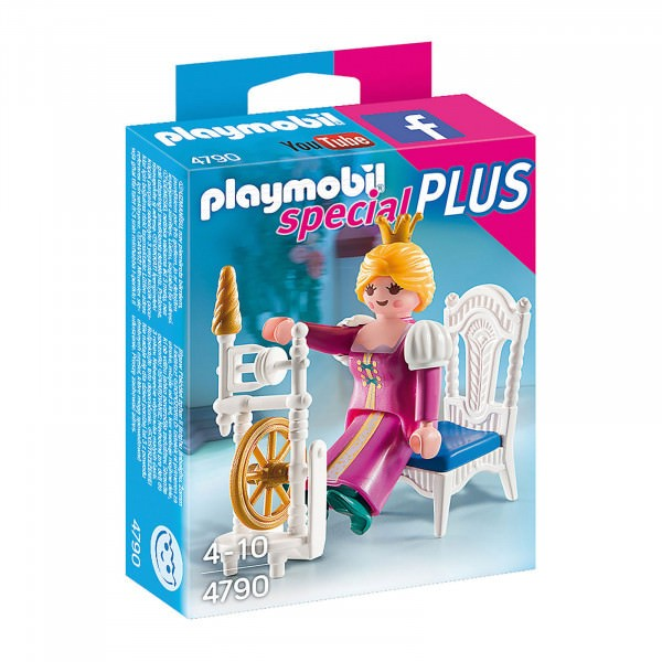PLAYMOBIL® special PLUS 4790 Prinzessin mit Spinnrad