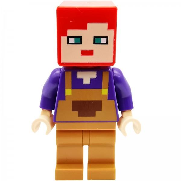 LEGO® Minecraft™ Figur Alex min099