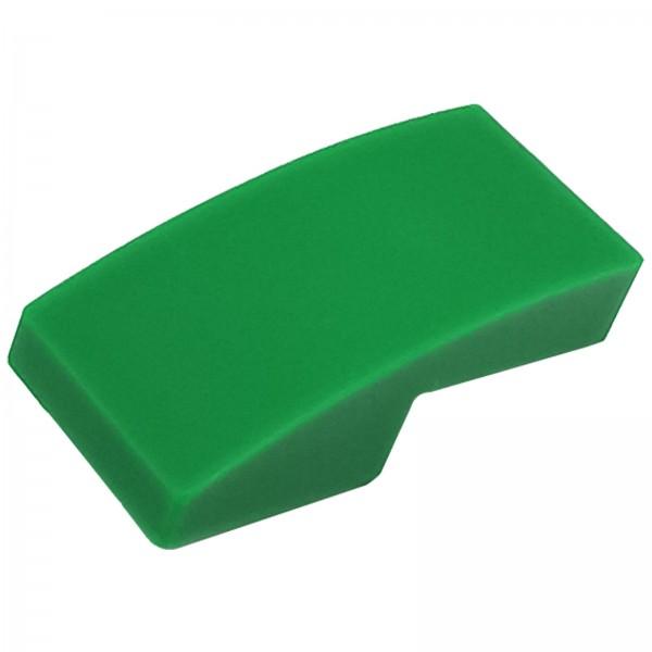 LEGO® Halbbogenstein 1 x 2 grün 6047426