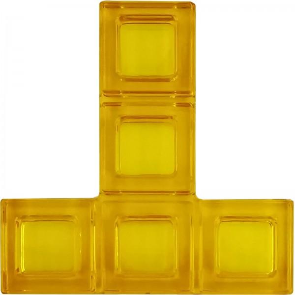 Blokus® Plättchen gelb Variante 11