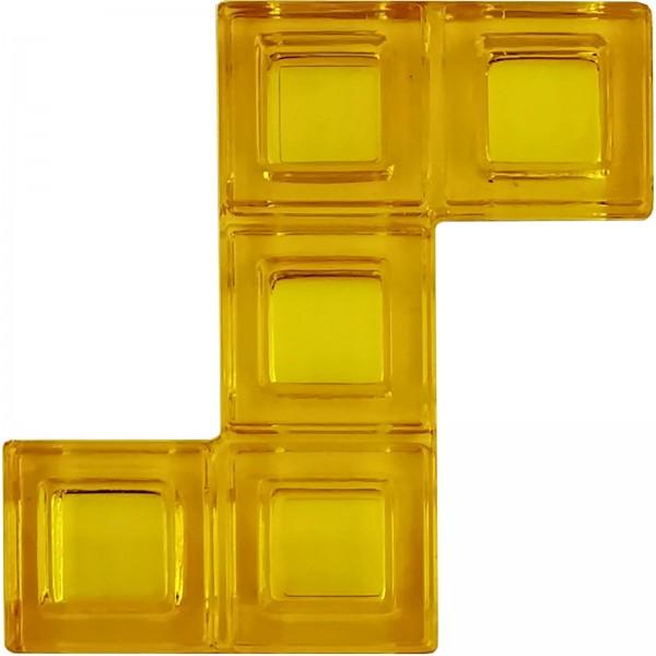 Blokus® Plättchen gelb Variante 17