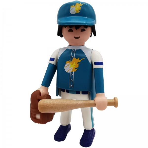 Playmobil Figures Serie 16 Baseball Spieler k70159f