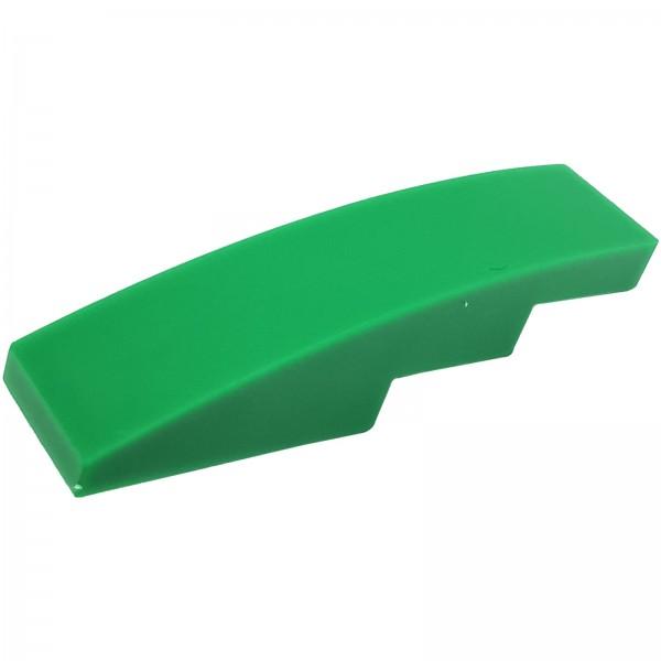 LEGO® Halbbogenstein 1 x 4 grün 6042951