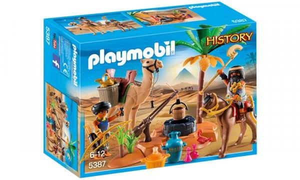 PLAYMOBIL® 5387 Grabräuber-Lager
