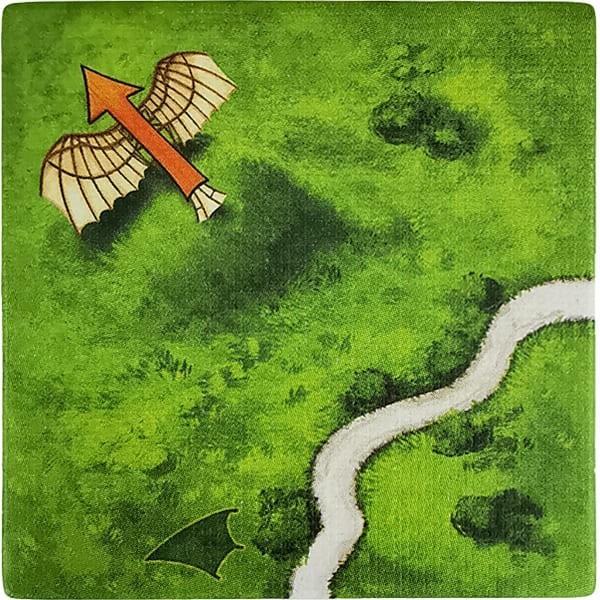 Carcassonne - Die Fluggeräte FlugE