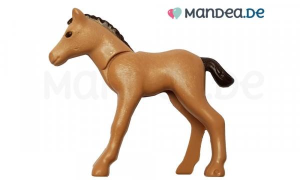 PLAYMOBIL® Fohlen hellbraun mit dunkelbrauner Mähne 30671780