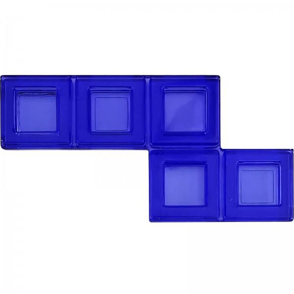 Blokus® Plättchen blau Variante 13