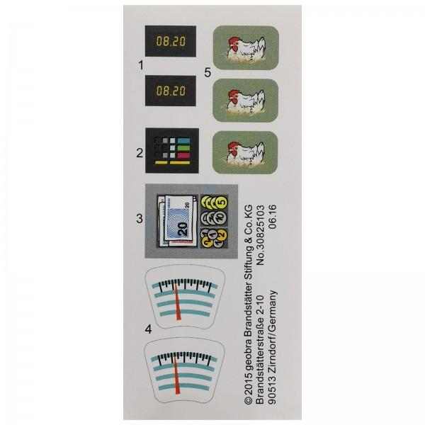 PLAYMOBIL® Aufkleber 30825103