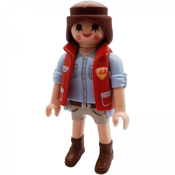 Playmobil Rangerin k9337a