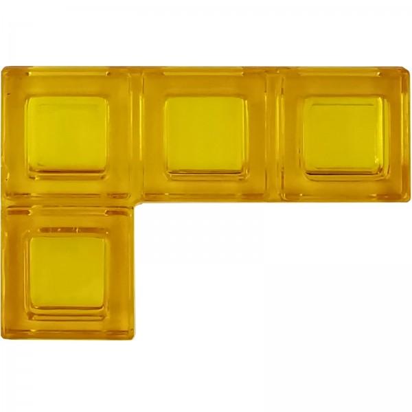 Blokus® Plättchen gelb Variante 18
