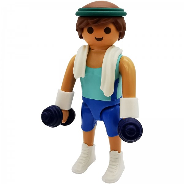 Playmobil Figures Serie 18 Gym Sport k70369b