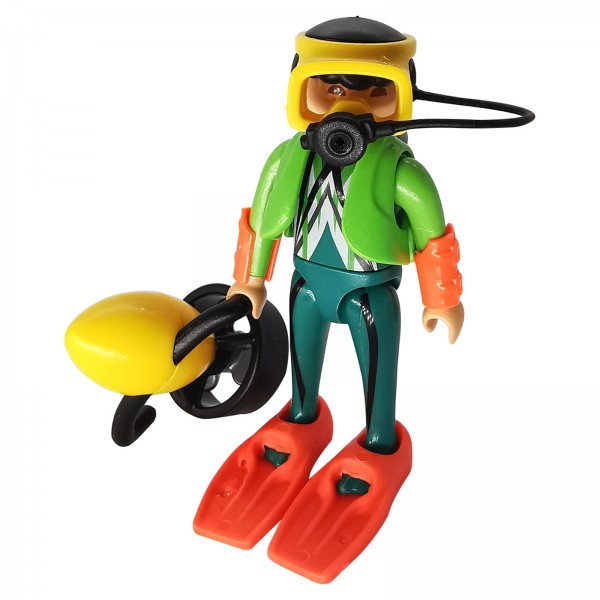 PLAYMOBIL® Figures Serie 17 Taucher k70242g