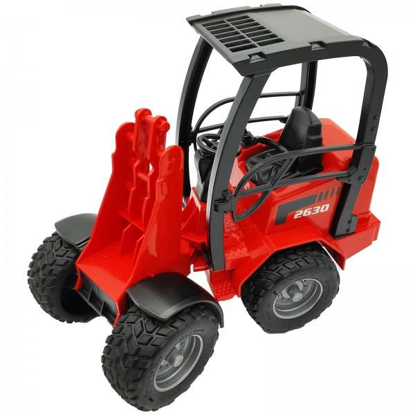 Bruder® 02191 Schaeffer Hoflader Bagger Chassis