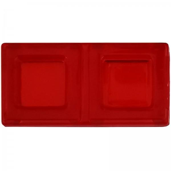 Blokus® Plättchen rot Variante 2