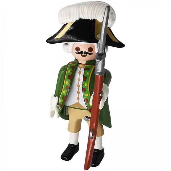 PLAYMOBIL® Figures Serie 17 Grünrock Soldat k70242c