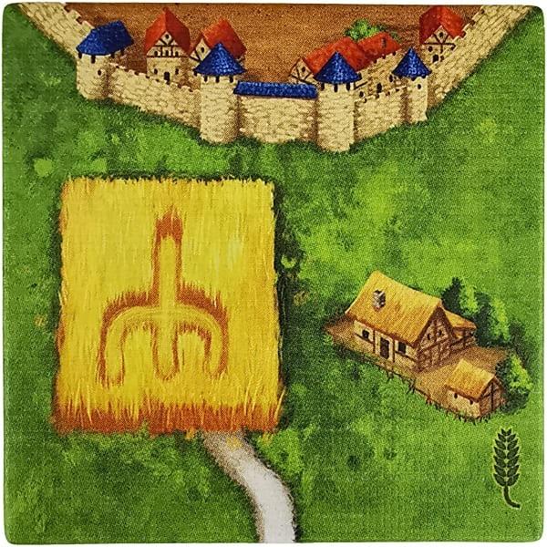 Carcassonne - Die Kornkreise Korn3