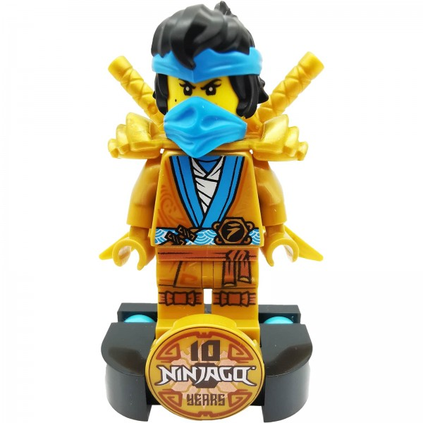 LEGO® Ninjago® Nya Legacy goldene Figur