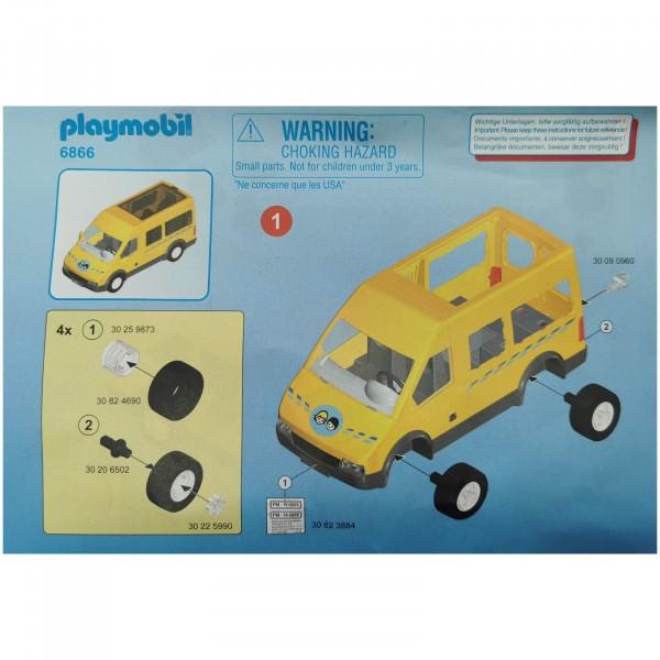 PLAYMOBIL® 6866 Bauanleitung 30855394