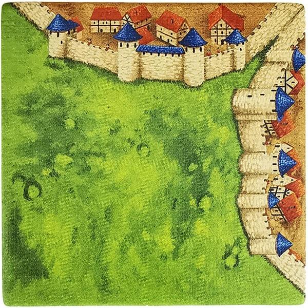 Carcassonne Plättchen I 1 / 2