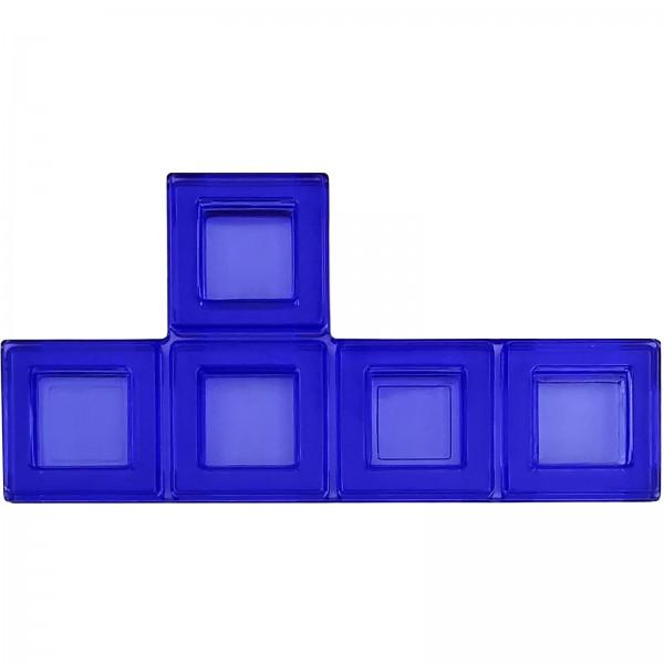Blokus® Plättchen blau Variante 14