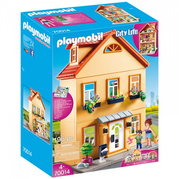 PLAYMOBIL® Mein Stadthaus 70014