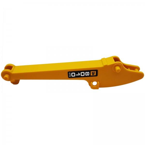 Bruder® JCB Mikrobagger 8010 CTS Kranarm vorne