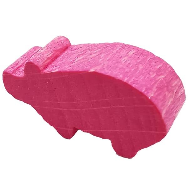 Carcassonne - Schwein Figur pink