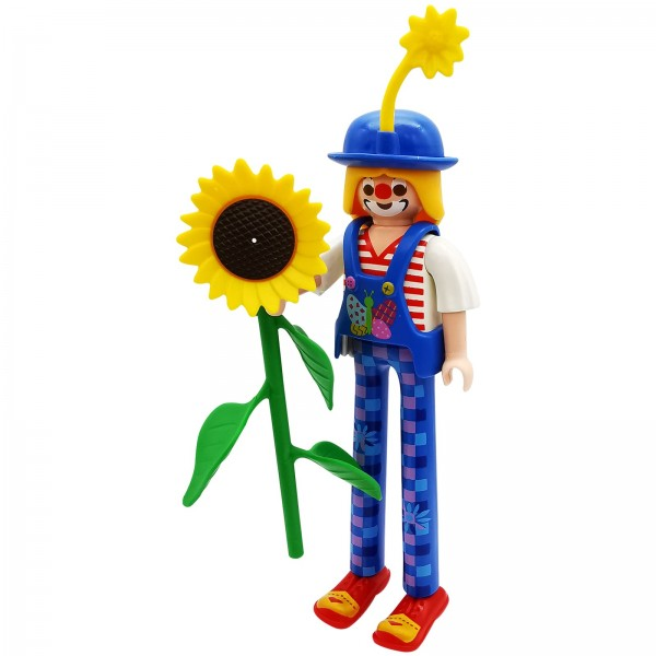Playmobil Figures Serie 18 Clown Frau k70370g