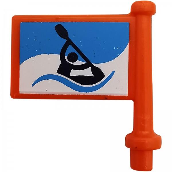 Playmobil Signalflagge 30621636