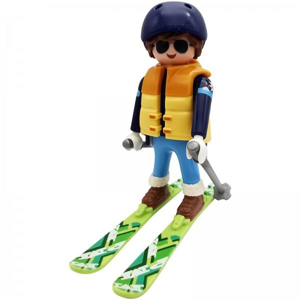 Playmobil Figures Serie 16 Skifahrer k70159e