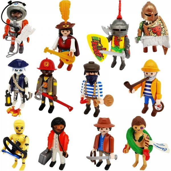 PLAYMOBIL® 70565 Figures Serie 19 Boys Komplett Set