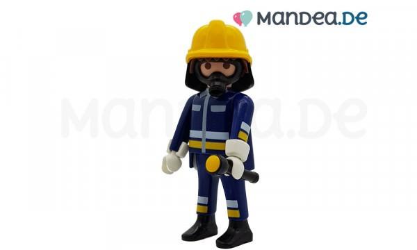 PLAYMOBIL® Feuerwehr Figur mit Atemgerät