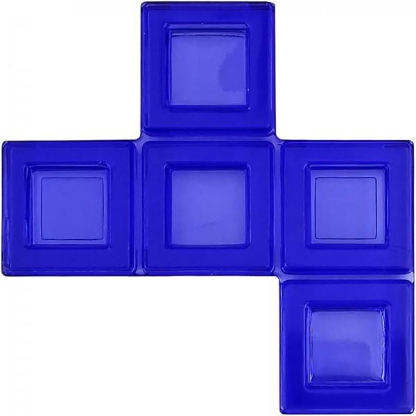 Blokus® Plättchen blau Variante 16