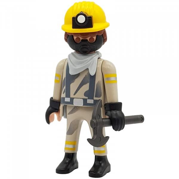 PLAYMOBIL® Figures Serie 12 Bergmann / Minenarbeiter k9241c
