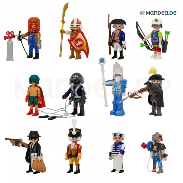 PLAYMOBIL® Figures Serie 14 - Boys Komplett SET