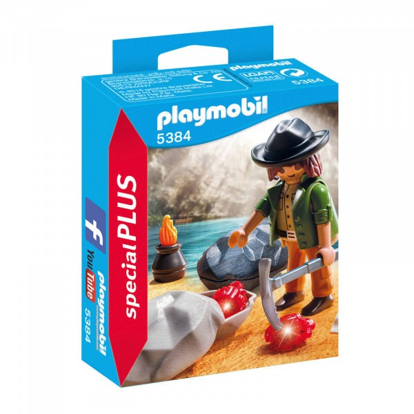 PLAYMOBIL® special PLUS 5384 Kristall Sucher