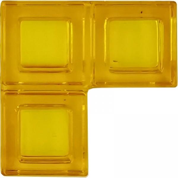 Blokus® Plättchen gelb Variante 6