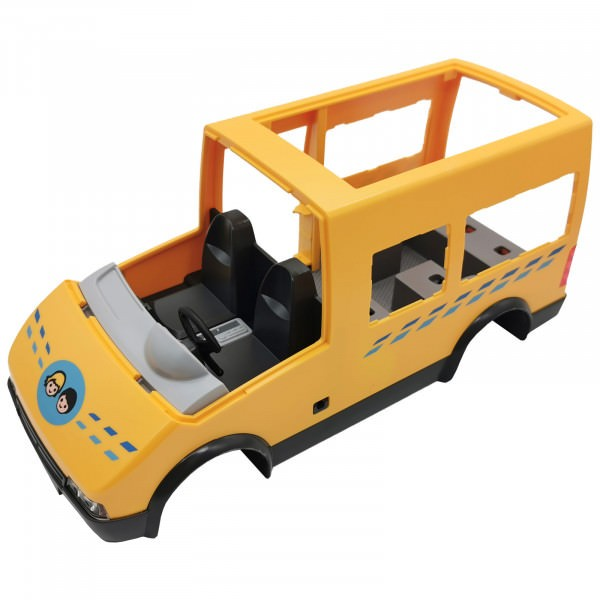 PLAYMOBIL® 6866 Schulbus Chassis