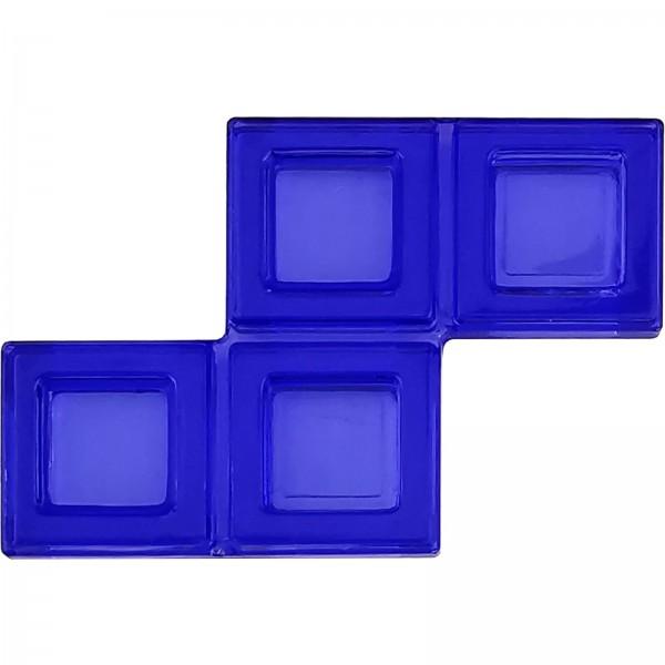 Blokus® Plättchen blau Variante 9