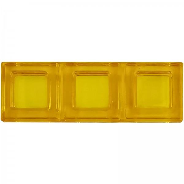 Blokus® Plättchen gelb Variante 3