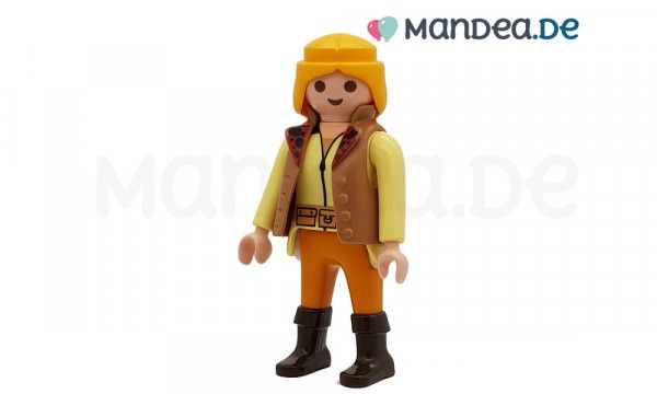 PLAYMOBIL® Weiblicher Safari Guide mit blondem Haar
