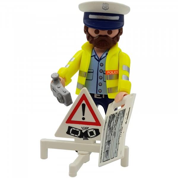 PLAYMOBIL® Figures Serie 13 Verkehrspolizist k9332e